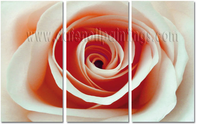 Modern Oil Paintings on canvas flower painting -set08101