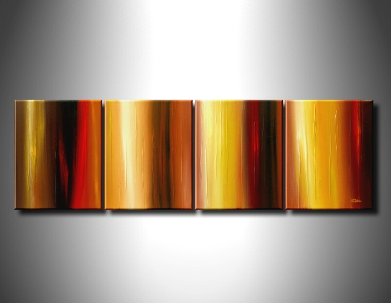 Modern Oil Paintings on canvas abstract painting -set08172