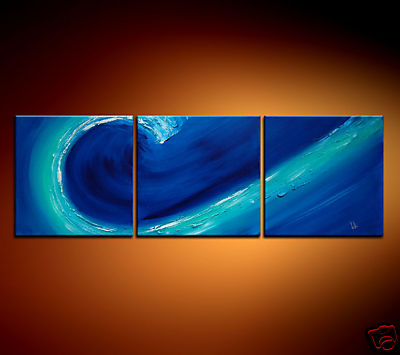 Modern Oil Paintings on canvas abstract painting -set08176