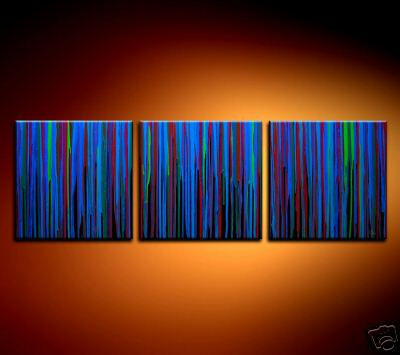 Modern Oil Paintings on canvas abstract painting -set08187