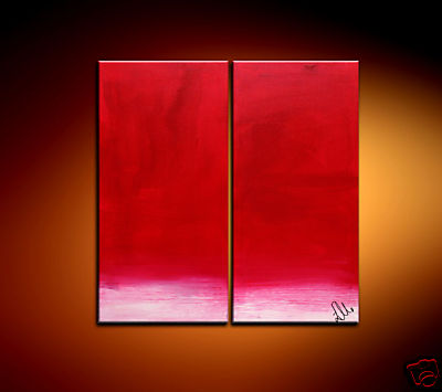 Modern Oil Paintings on canvas abstract painting -set08205