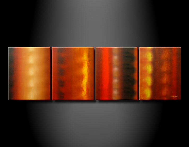 Modern Oil Paintings on canvas abstract painting -set09008