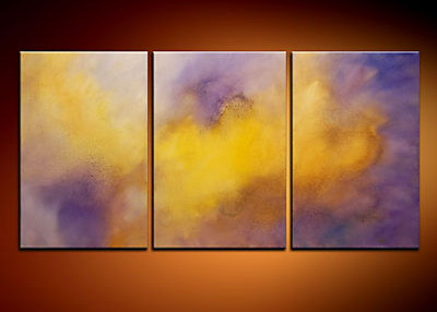Modern Oil Paintings on canvas abstract painting -set09019