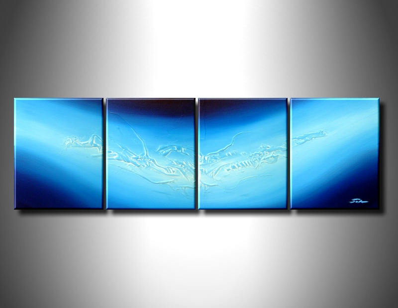 Modern Oil Paintings on canvas abstract painting -set09021