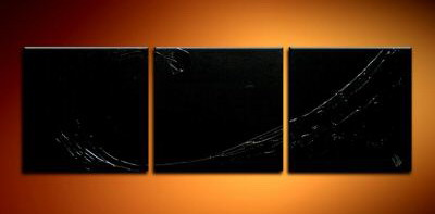 Modern Oil Paintings on canvas abstract painting -set09046