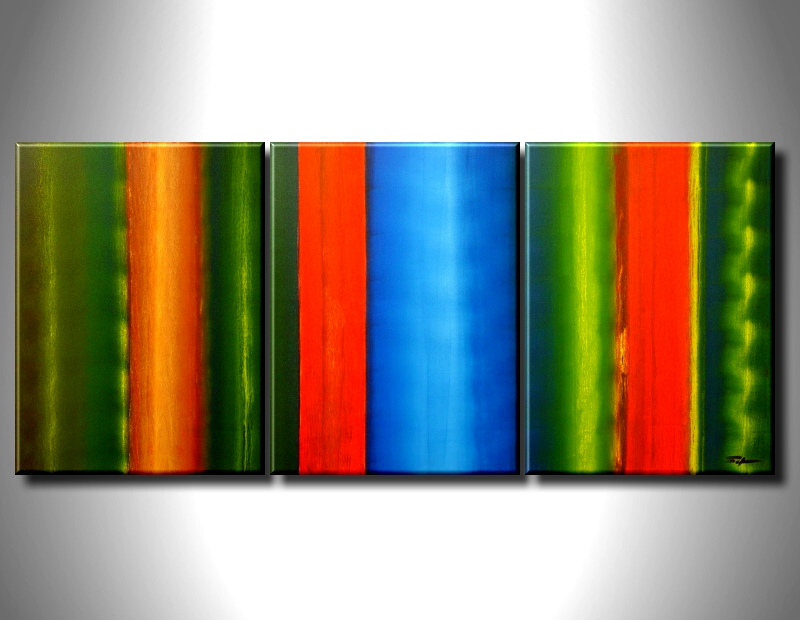 Modern Oil Paintings on canvas abstract painting -set09057