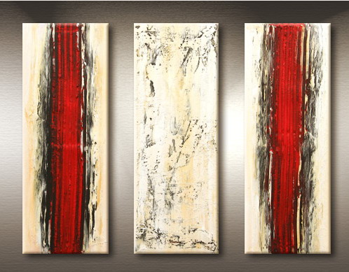 Modern Oil Paintings on canvas abstract painting -set09140