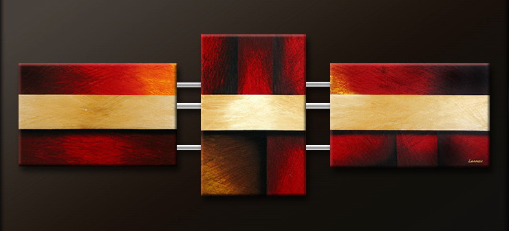 Modern Oil Paintings on canvas abstract painting -set09169
