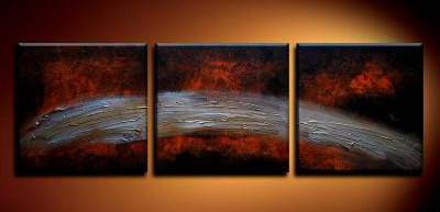 Modern Oil Paintings on canvas abstract painting -set09203
