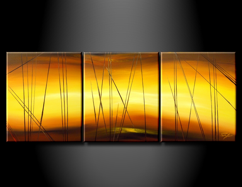Modern Oil Paintings on canvas abstract painting -set09205