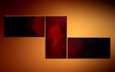 Modern Oil Paintings on canvas abstract painting -set09209