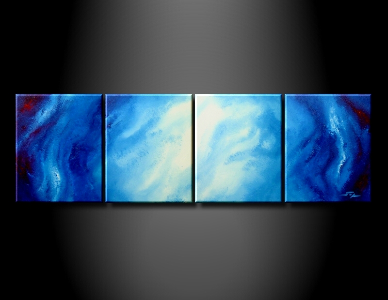 Modern Oil Paintings on canvas abstract painting -set09211