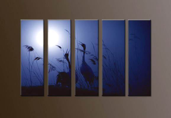 Modern Oil Paintings on canvas seascape painting -set10135