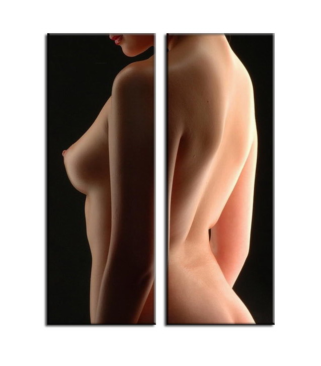 Nude girl oil painting nude006