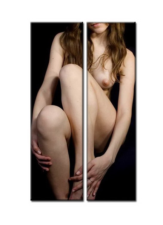 Nude girl oil painting nude022
