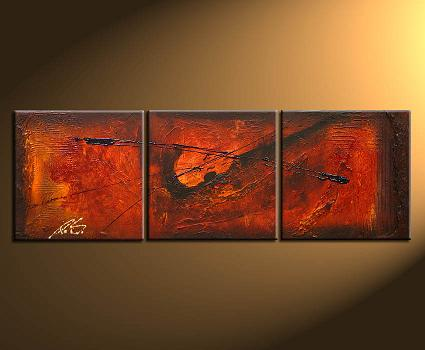 Dafen Oil Painting on canvas abstract -set111 [set111] - $62.00 ...