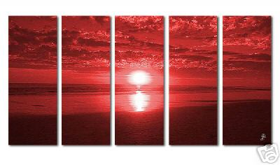 Dafen Oil Painting on canvas seascape painting -set233
