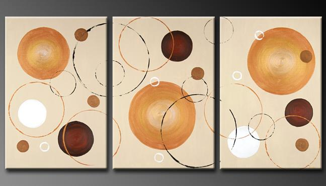 Dafen Oil Painting on canvas abstract -set267