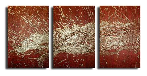 Dafen Oil Painting on canvas abstract -set297