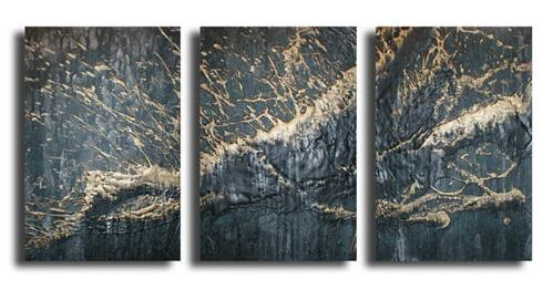 Dafen Oil Painting on canvas abstract -set298