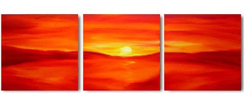 Dafen Oil Painting on canvas abstract -set308