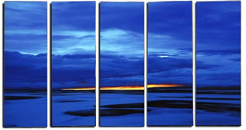 Dafen Oil Painting on canvas seascape painting -set314