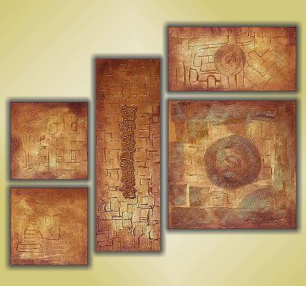 Dafen Oil Painting on canvas absrtact painting -set355