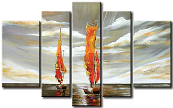 Dafen Oil Painting on canvas absrtact painting -set362