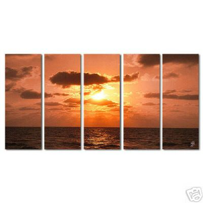 Dafen Oil Painting on canvas seascape painting -set369