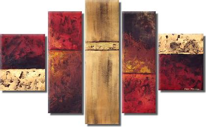 Dafen Oil Painting on canvas absrtact painting -set389