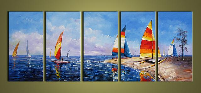 Dafen Oil Painting on canvas absrtact painting -set396