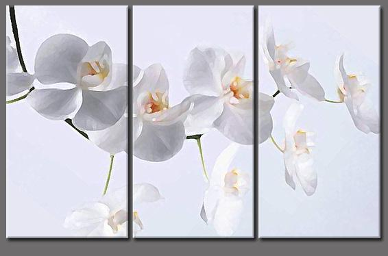 Dafen Oil Painting on canvas flower -set403