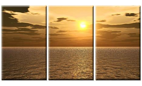 Dafen Oil Painting on canvas seascape -set413