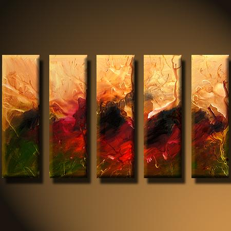 Dafen Oil Painting on canvas absrtact painting -set428