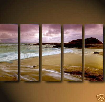 Dafen Oil Painting on canvas seascape painting -set476