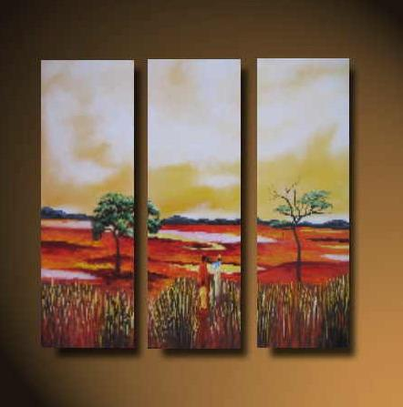 Dafen Oil Painting on canvas country -set523