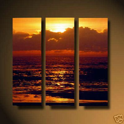 Dafen Oil Painting on canvas seascape painting -set549