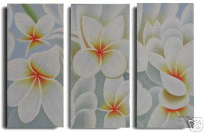 Dafen Oil Painting on canvas the flower painting -set558