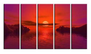 Dafen Oil Painting on canvas seascape painitng -set581
