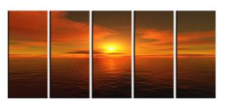 Dafen Oil Painting on canvas seascape painitng -set587