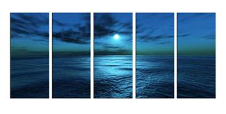 Dafen Oil Painting on canvas seascape painitng -set589