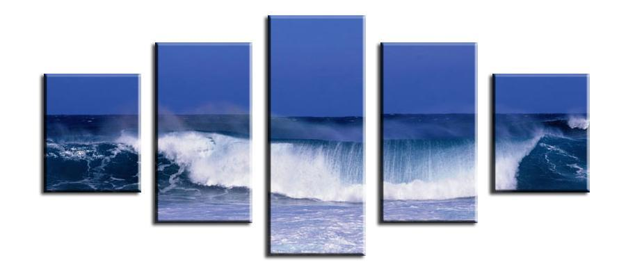Dafen Oil Painting on canvas seascape painitng -set592