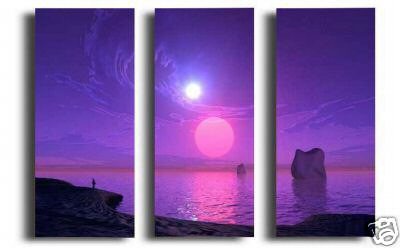 Dafen Oil Painting on canvas seascape painitng -set597