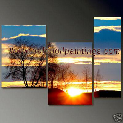 Dafen Oil Painting on canvas seascape painting -set648