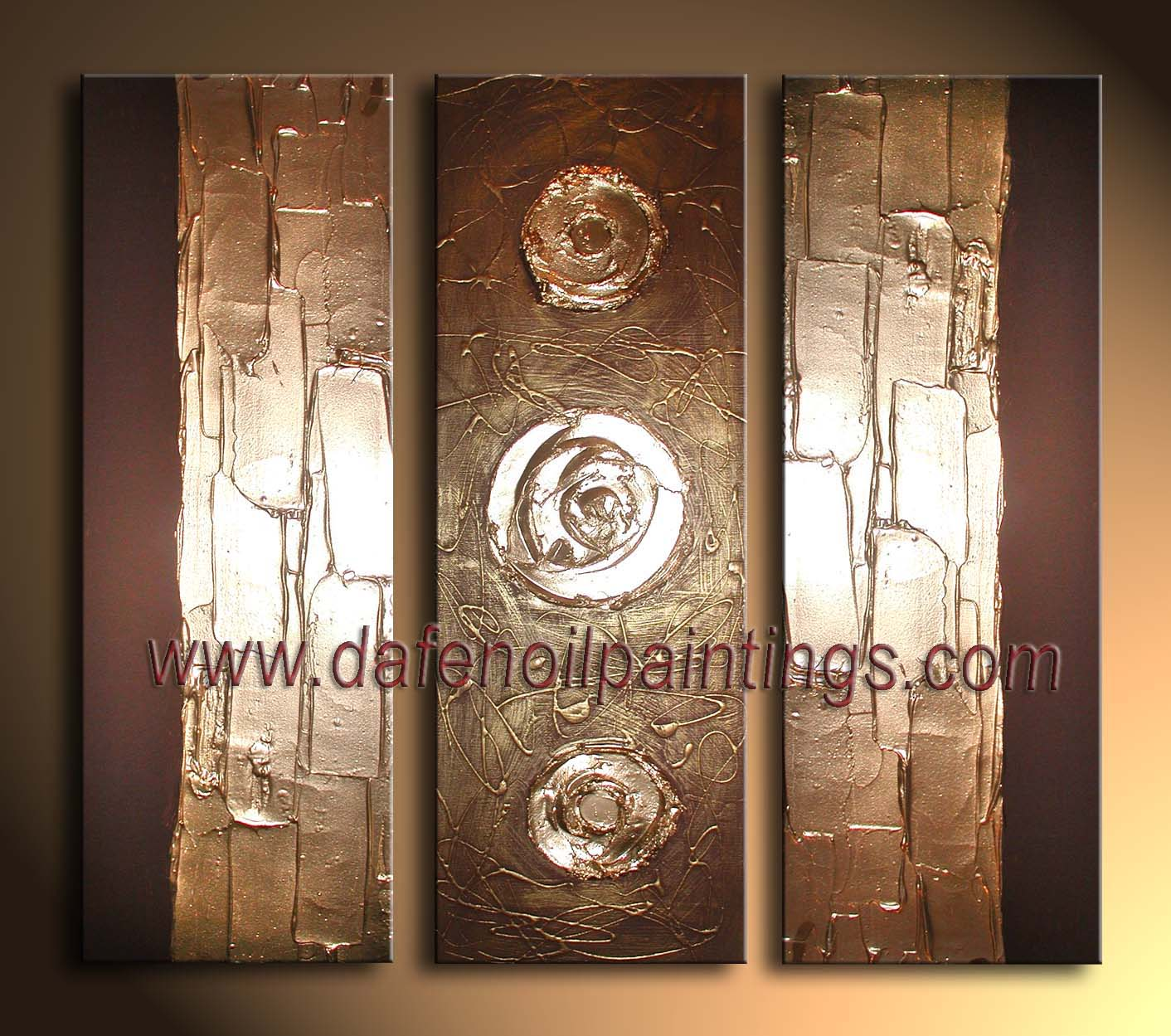 Dafen Oil Painting on canvas abstract -set331 [set331] - $68.00 ...