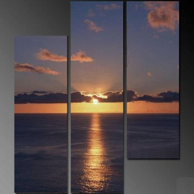 Dafen Oil Painting on canvas seascape painting -set688