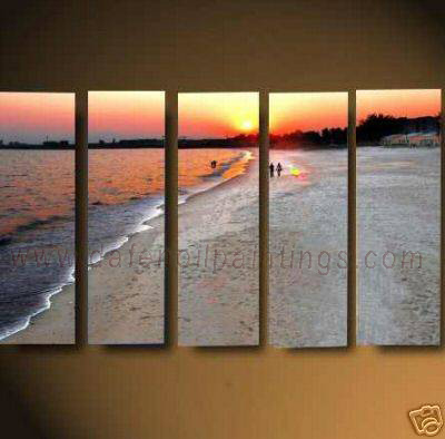 Dafen Oil Painting on canvas seascape painitng -set703